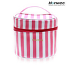 Makeup Cosmetic travel bag Wash Tool Organizer Storage Bucket bags cylinder round Cosmetic Bags Case