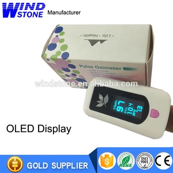 Best Selling Products Home Health Care Equipment Fingertip Pulse Oximeter