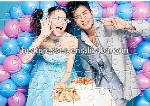 A4/A5 Sublimation Blank Jigsaw Puzzle For Cheap Price