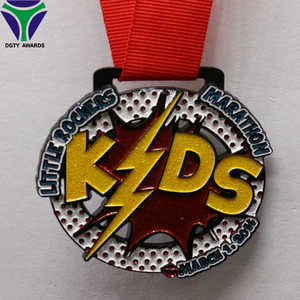 Personalized Fashional design Metal christening gifts medals for souvenir