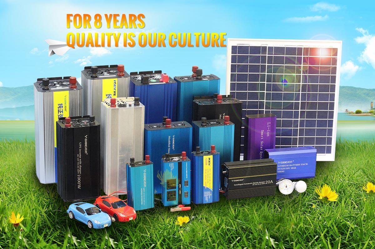 Foshan Yangbang Photoelectric Technology Co Ltd 12v Power Wiring Diagram Of Solar Panels Ups Battery Load Fan Inverter 24v
