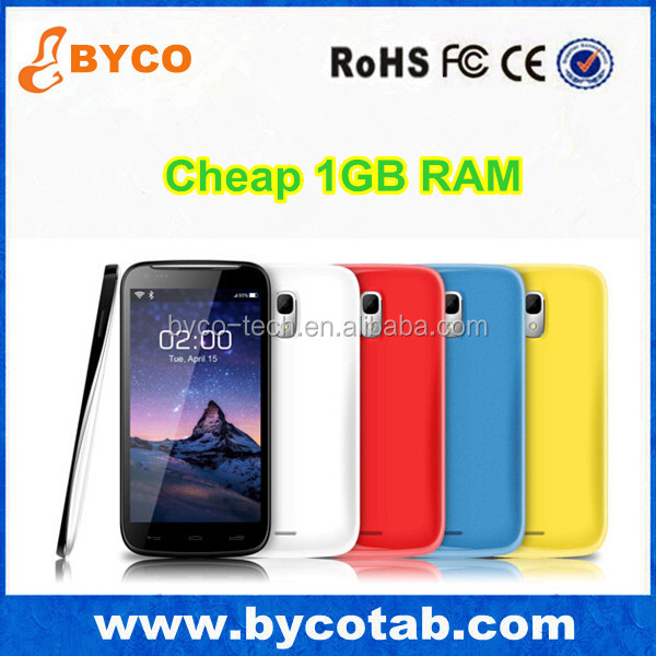 Wholesale OEM/ODM Factory 5' smartphone android