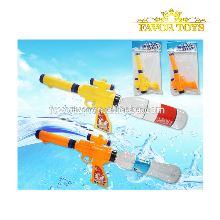 custom plastic summer toys kids water gun with EN71