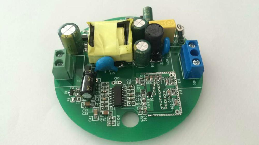 Led Light Sensor Automatic Daylight Switch Microwave Motion
