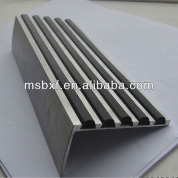 Self Adhesive Non Slip Rubber Stair Tread Buy Self