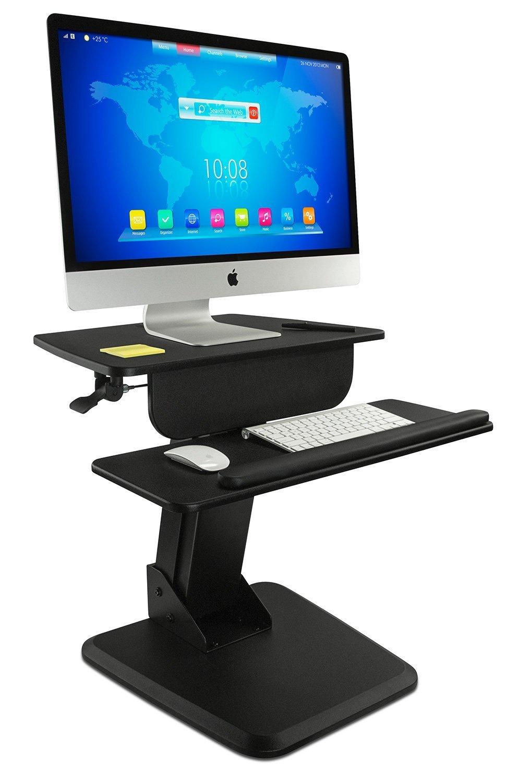 Cheapest Keyboard Workstation : buy mount it mi 7921 sit stand desk mount workstation height adjustable standing desk ~ Russianpoet.info Haus und Dekorationen