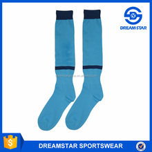 Designer Heat Transfer Logo 2017 Football Socks Men
