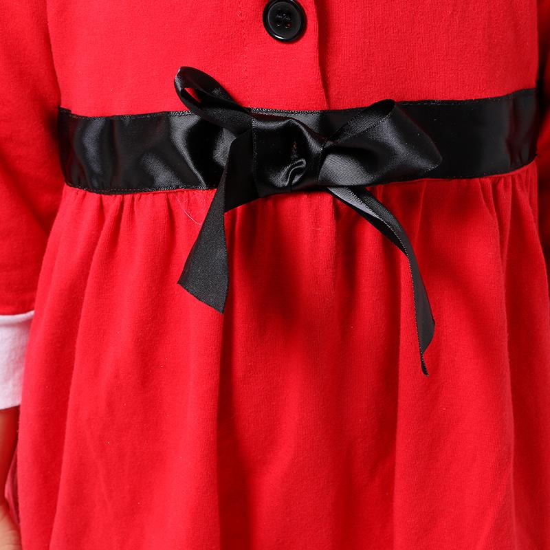 38c01a30b Vintage Red White Cotton Dress White Peter Pan Collar Baby Girls ...