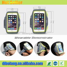 Diving material waterproof bag Running mobile phone bag Mobile phone arm sleeve