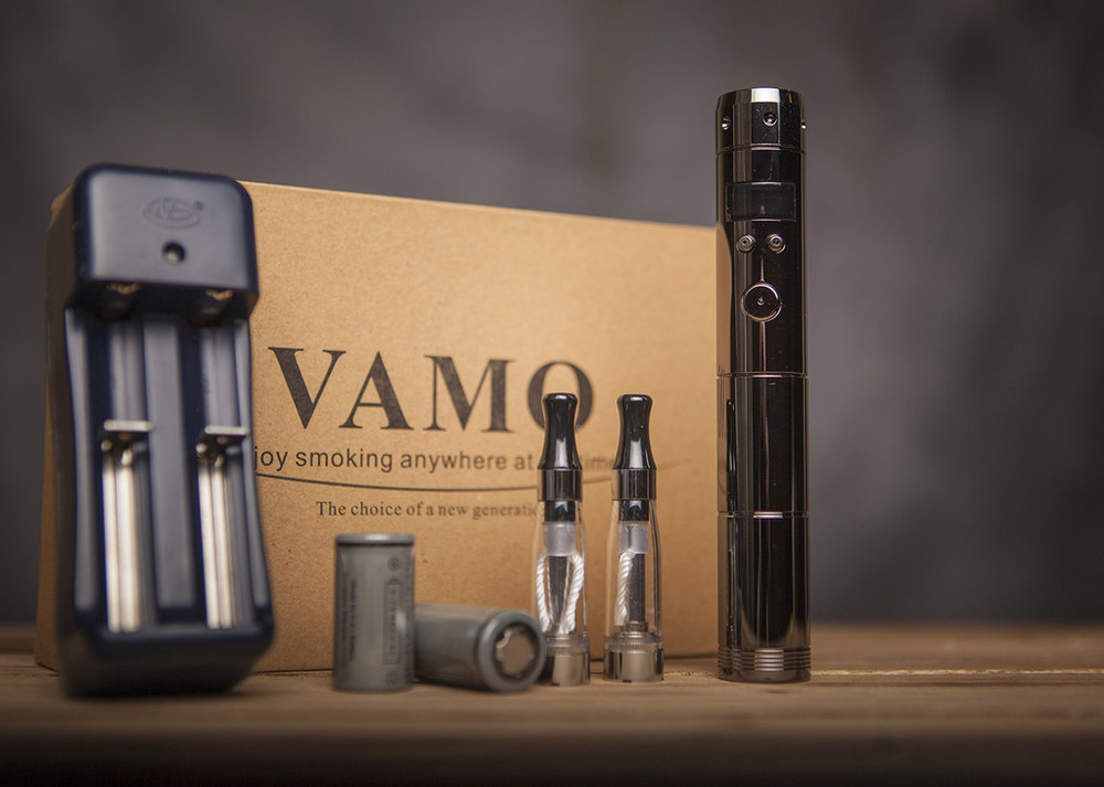 2014 Vapor Vamo V5 Full Kit Variable Voltage Vamo 5 Vape Kit