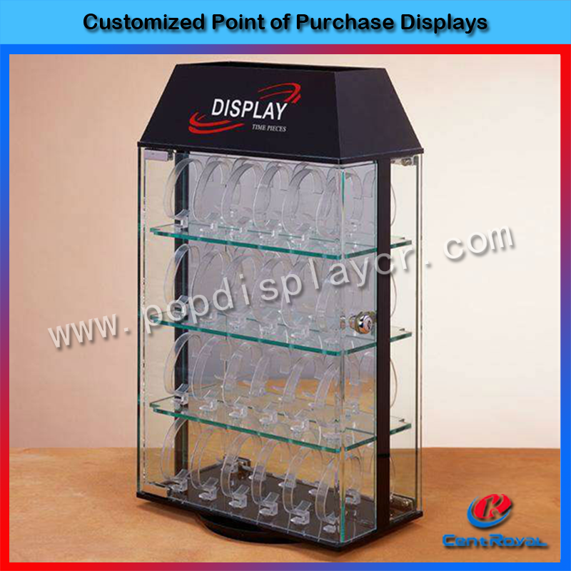 High-quality acrylic display stand for sport watch