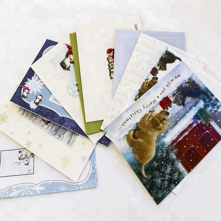 Набор открыток печать
