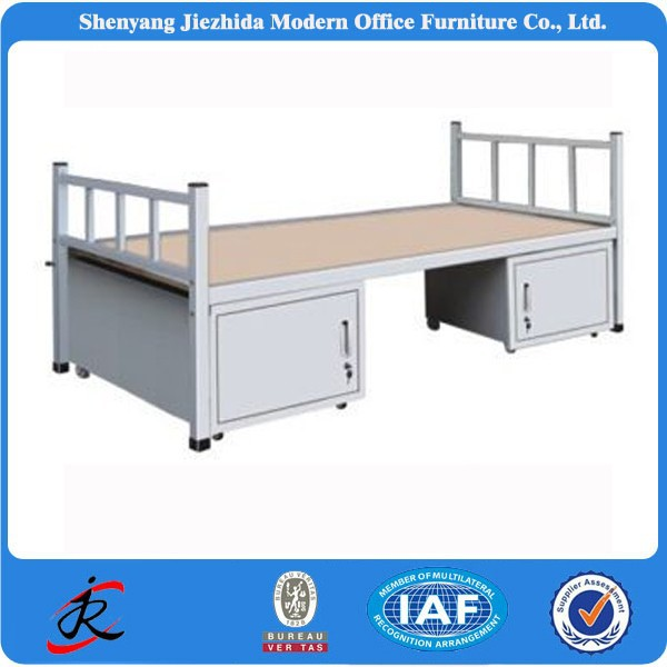factory price OEM service metal divan bed