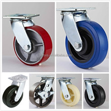 OEM any type size of caster wheel for trolly