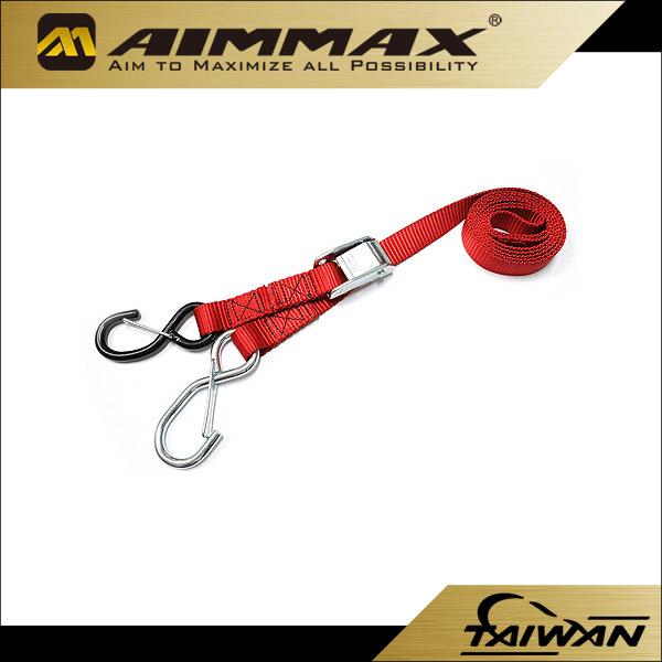 Innovative Stylish 1 Inch 25MM cam locking buckle tie downs straps