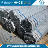 Factory direct sale astm a53 8 inch schedule 40 galvanized steel pipe with low price