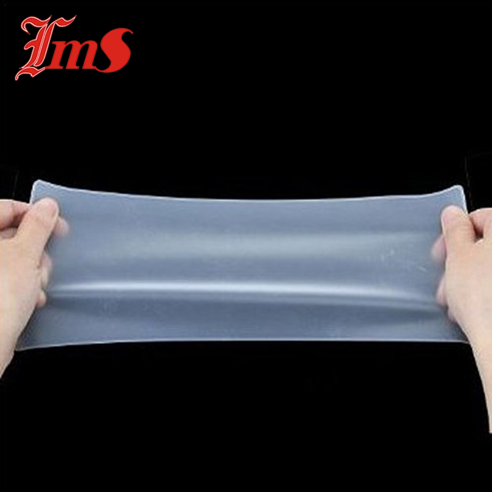 Clear Transparent Silicone Thermal Insulation Sheets Membrane for Vacuum Press