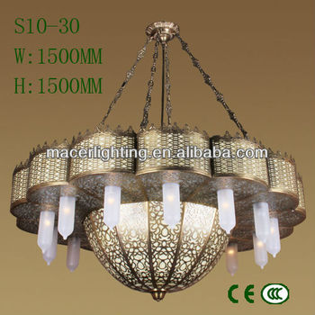 Marocaine Arabe Style Musulman Traditionnel Lustre Mosquee Buy