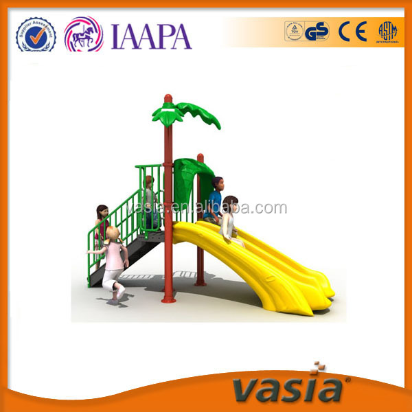 Plastic Playground Material and Outdoor Playground Type outdoor toddler playground