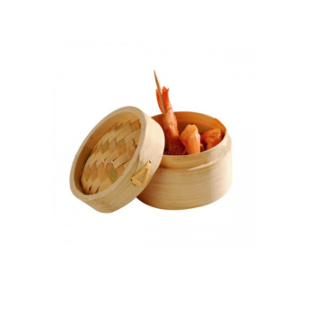 Rice/noodle/potratoes steam pot Handle steamer basket