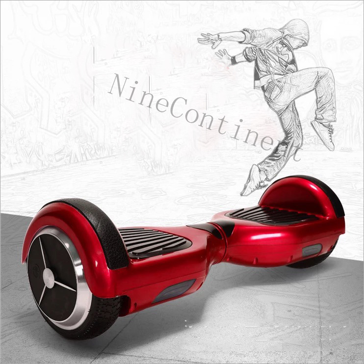 Solowheel Hoverboard Electric Skateboard 2015 New Scooter Two Wheel Self Balancing Scoote Relectric Scooters 6inch Smart Mini