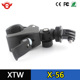 Bike Hand Bar Clip with Adapter Mounts for Go Pro hero camera