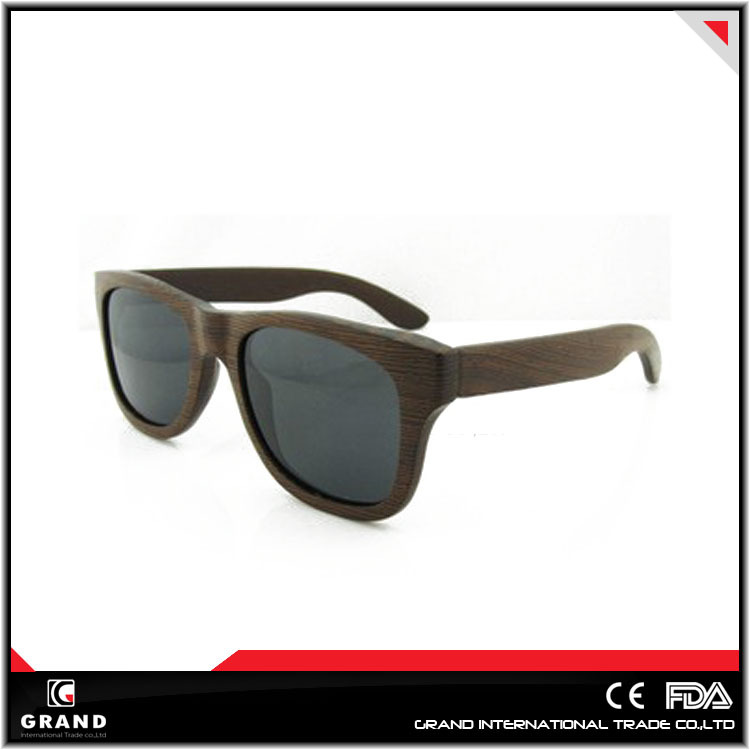 new style vogue beach volleyball wood aviator sunglasses