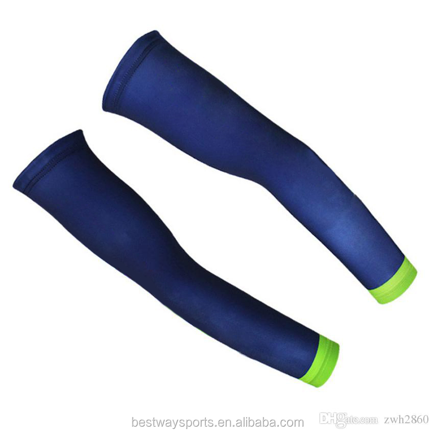 Sports lycra compression cricket elbow sleeve