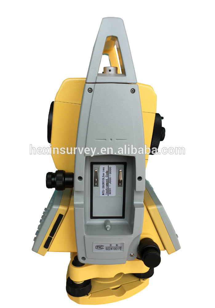 1000m reflectorless total station south NTS382R10 total station