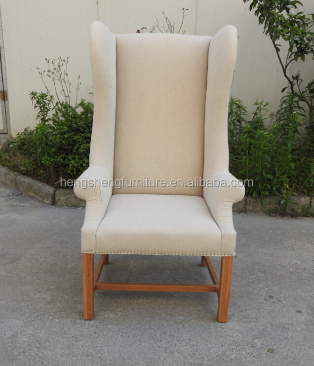 High Quality Antique Wooden High Back Arm Chair, Antique Wooden High Back Arm Chair  Suppliers And Manufacturers At Alibaba.com