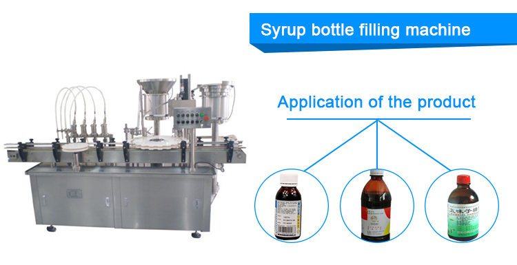 High Accurate Full Automatic Olive Oil Filling Capping Machine / Vial Filling Machine