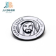 Jiabo Custom Made UAE Iron material Metal Die Struck Black head Lapel Pin