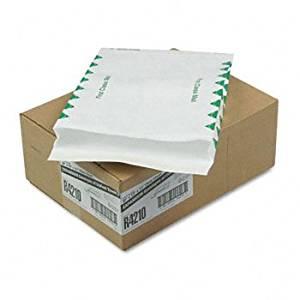 Quality Park™ DuPont® Tyvek® Expansion Mailer ENVELOPE,TYVEK,10X13,FCB (Pack of2)