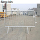 Made in China Metal Pedestrian Security Road Crowd Control Barrier Gate for music festival