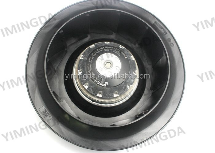 452500103 Fan R2E220-AA40-23 Suitable For GT5250 Auto Cutter Parts