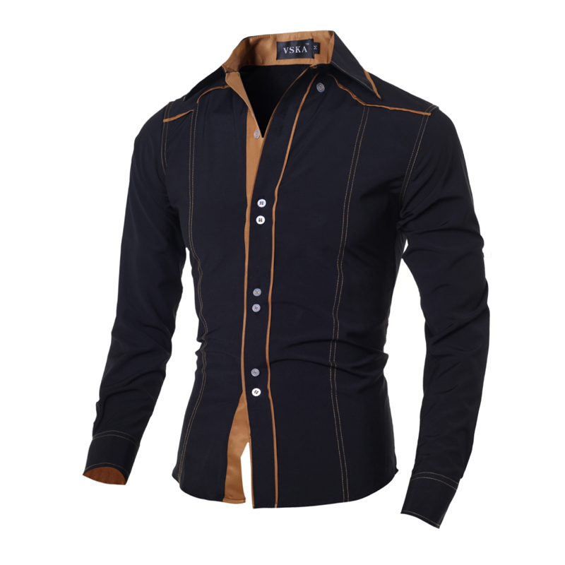 New Style Spring Autumn Long Sleeve Mens Lace Shirt ...