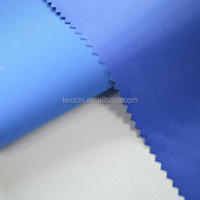 100% polyester fabric for backpack 210d polyester fabric with PVC coated