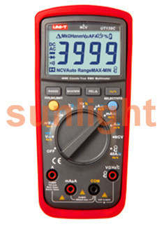 True RMS Digital Multimeter, UT139C