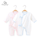 Custom plain baby romper long sleeves high quality baby clothes onesie 0-6 M infant