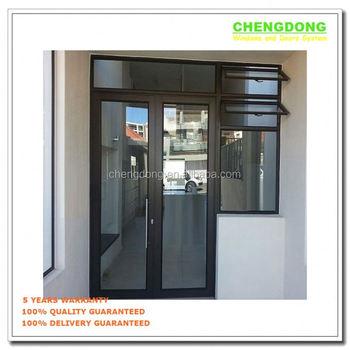 High Quality Upvc Double Casement Doorsupvc French Doorsupvc Doors