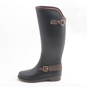 China Factory New design women rain boot, PVC boot