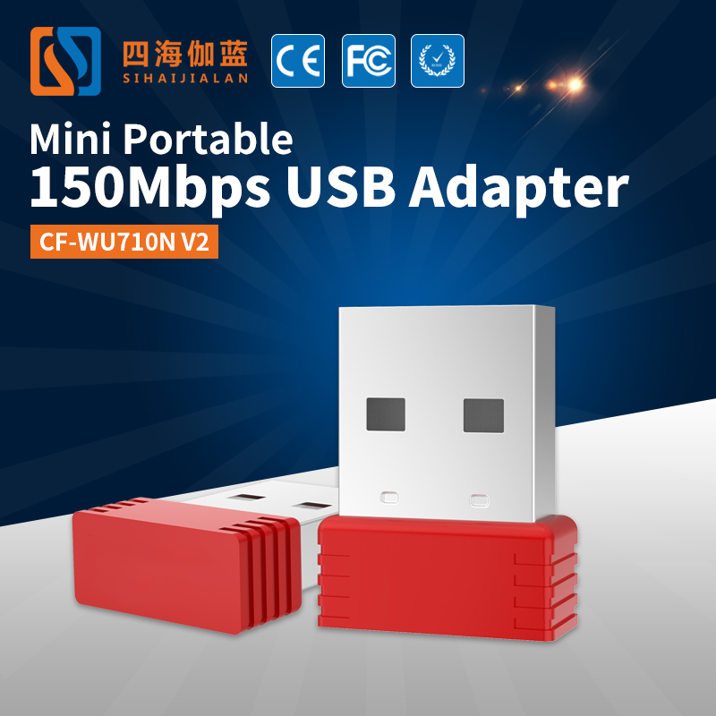COMFAST Micro Usb-c Adapter USB Wireless Adapter for Android Wireless Networking Equipment Mini WIFI Adapters