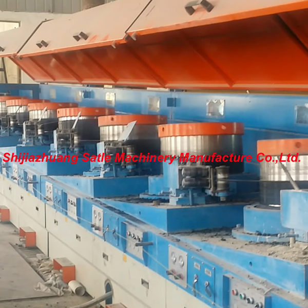 201(669) 304 Stainless Steel Wire Drawing Machine
