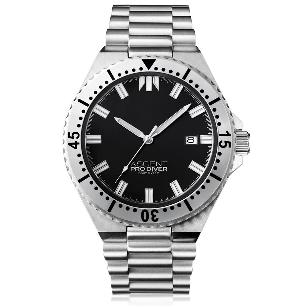 20Atm Automatic Japan Movt Sapphire Crystal Diver Watch Men