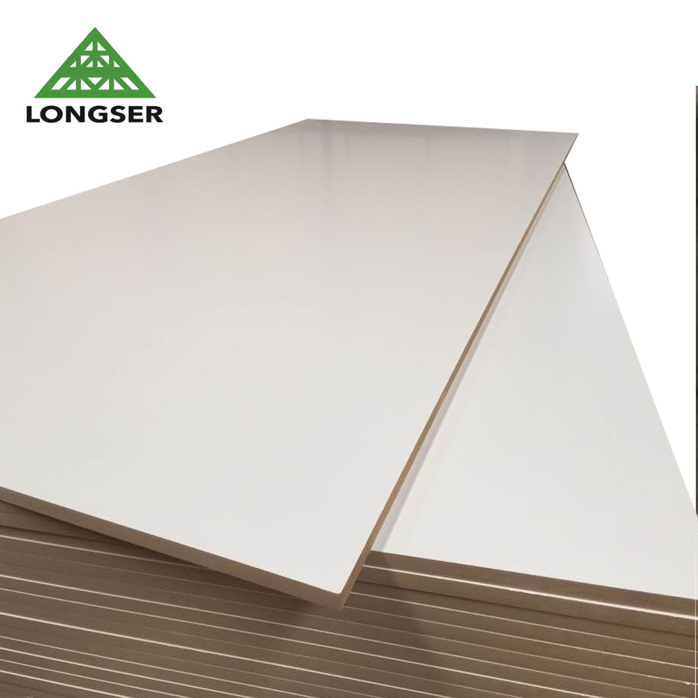 Cheap <strong>price</strong> white <strong>melamine</strong> <strong>MDF</strong> sheet /<strong>melamine</strong> plywood sheet