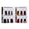 BOYAN hair color chart ring Matrix hair colour book