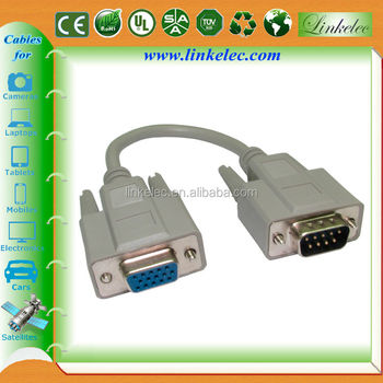 high quality wholesale cheap price male to female wiring diagram vga cable