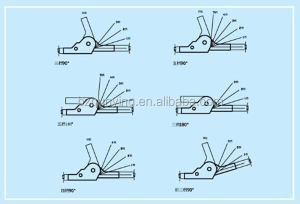 Lounge Chair And Sofa Bed Metal Adjustable Angle Rachet