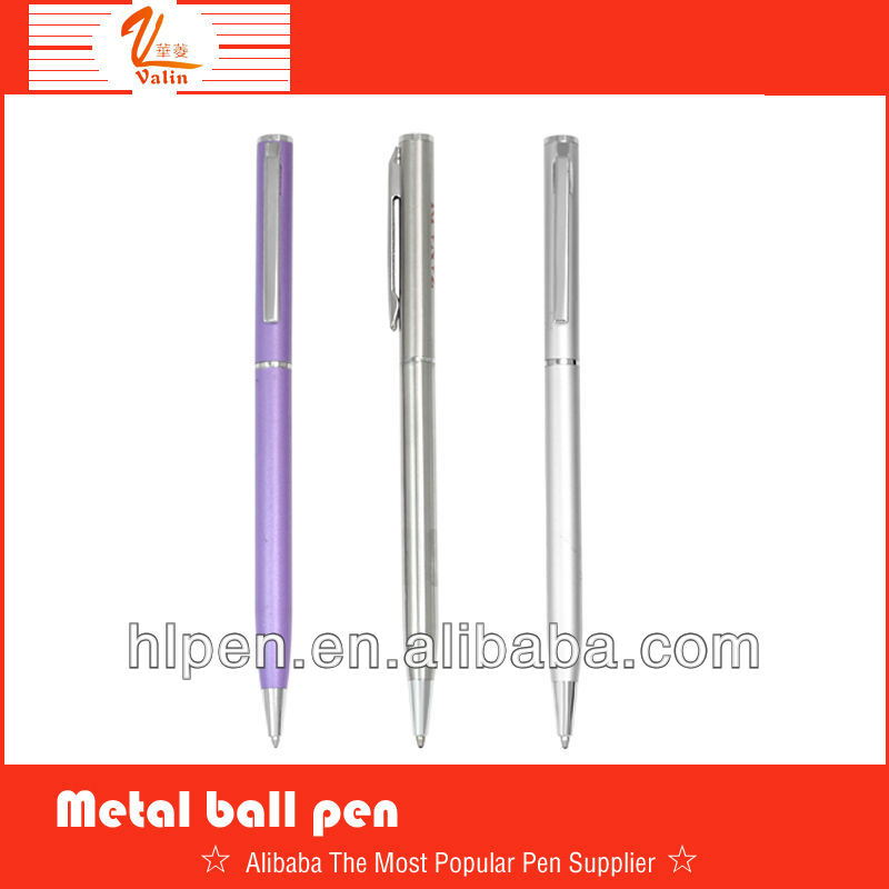 hot selling factoty supply metal liquid marker pen