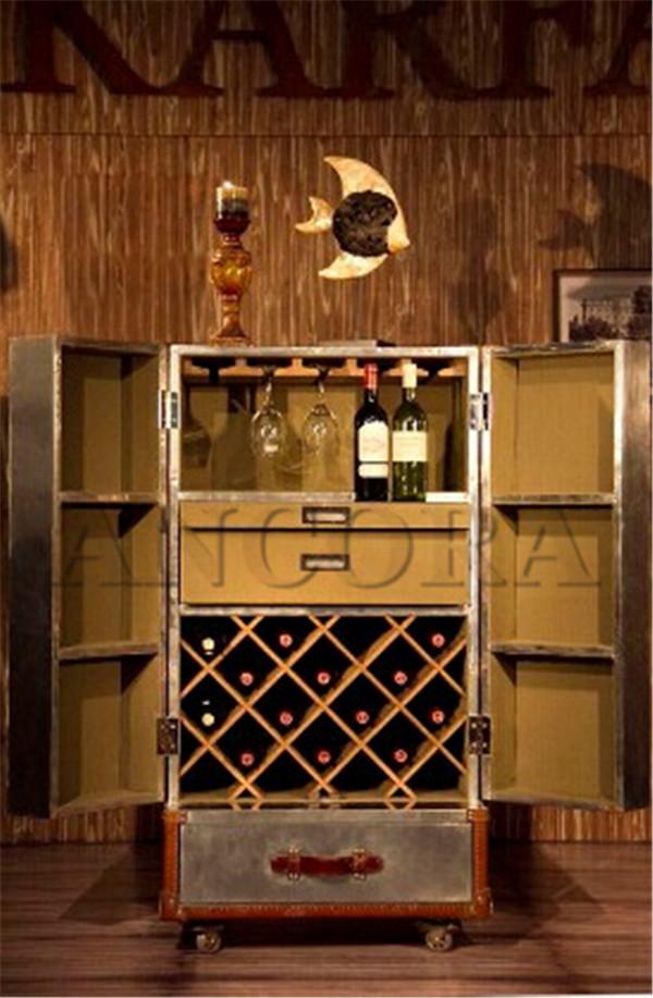 Industri le woonkamer meubels wijnkast l887 woonkamer kasten product id 60135154640 dutch - Vintage woonkamer meubels ...